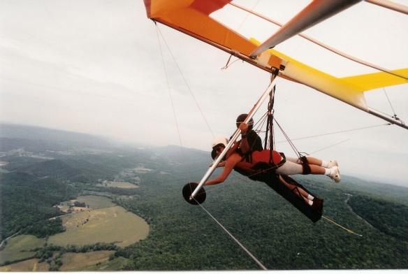 Hang Gliding May 1995