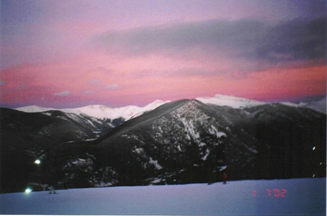 Keystone Sunset 2002