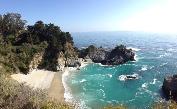 McWay Falls - Big Sur, CA May 1, 2013
