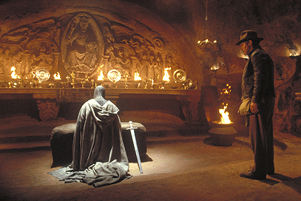 """Choose Wisely"" Indiana Jones & The Last Crusade - 1989"
