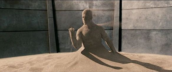 Sandman Punch