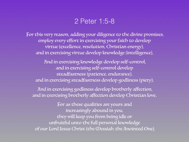 2 Peter 1 Verses 5-8.001